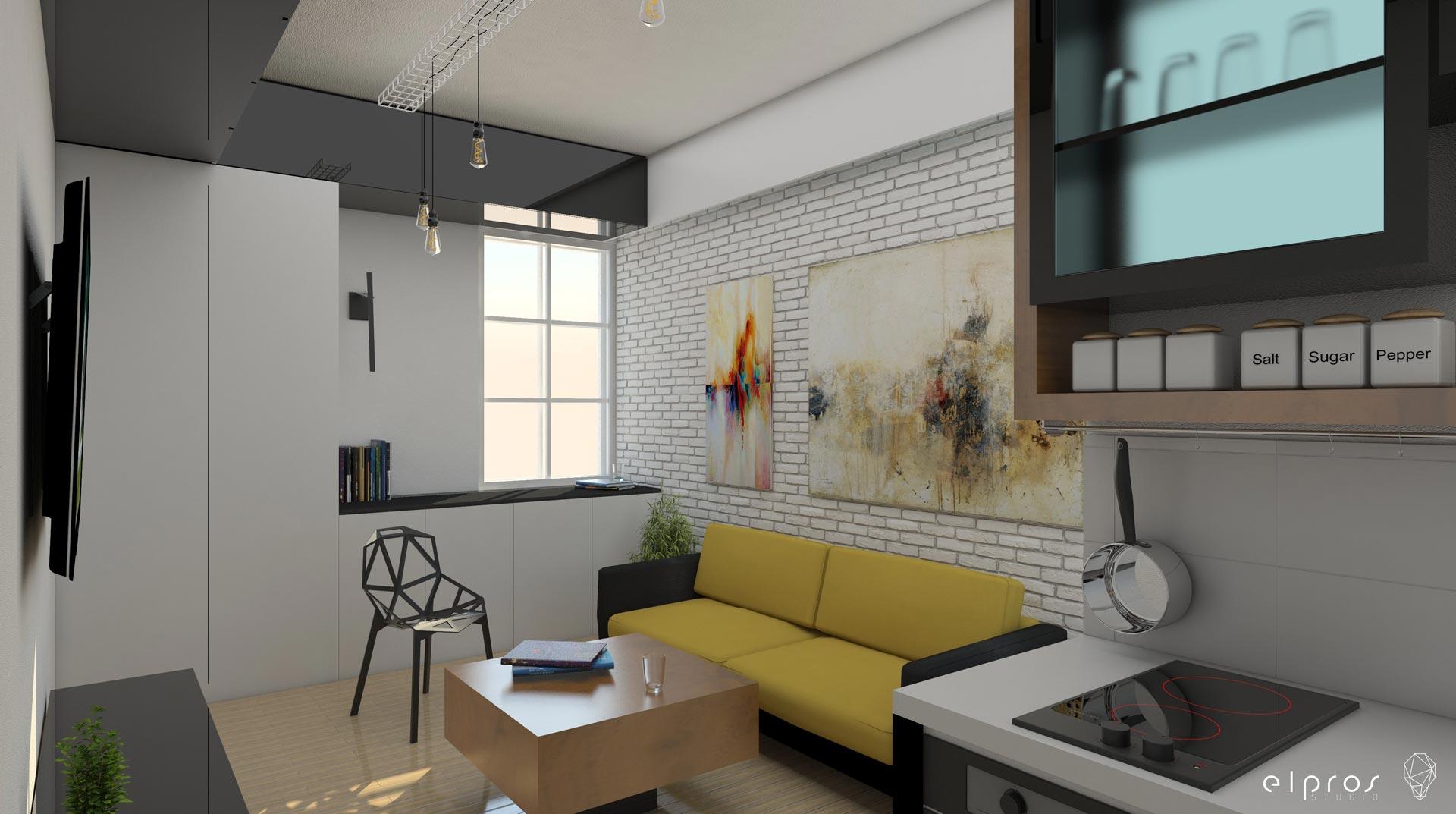Apartment MR 1