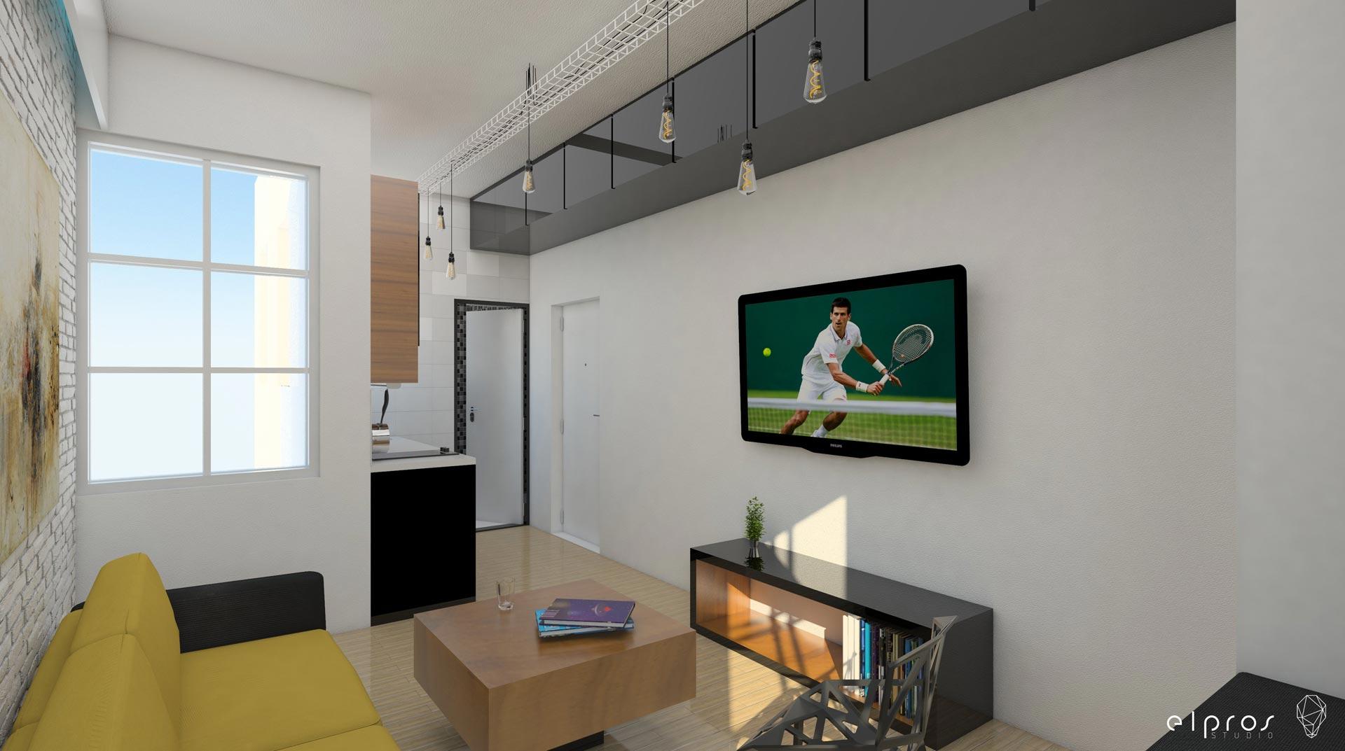 Apartment MR 2