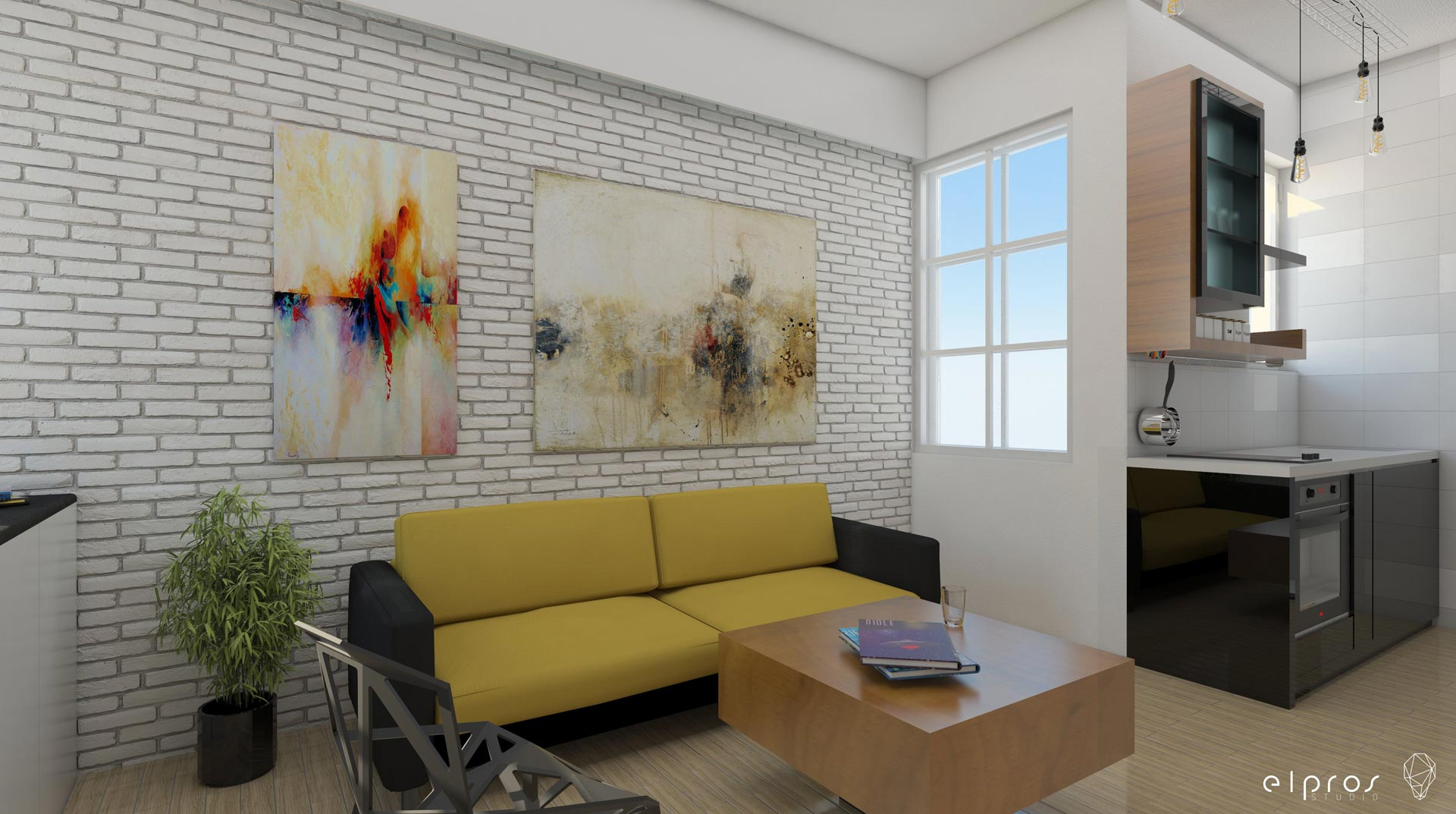 Apartment MR 3