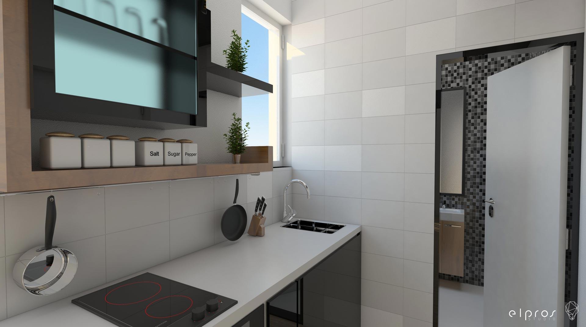 Apartment MR 4