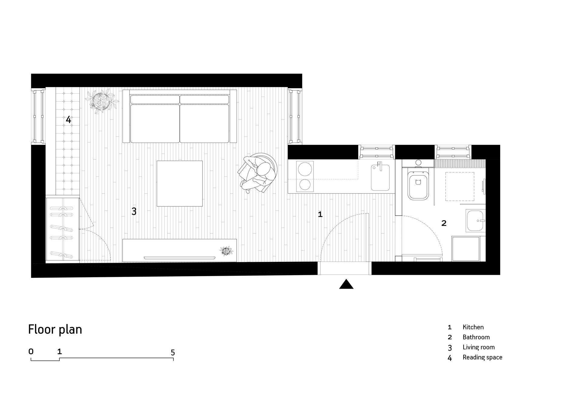 Apartment MR 6